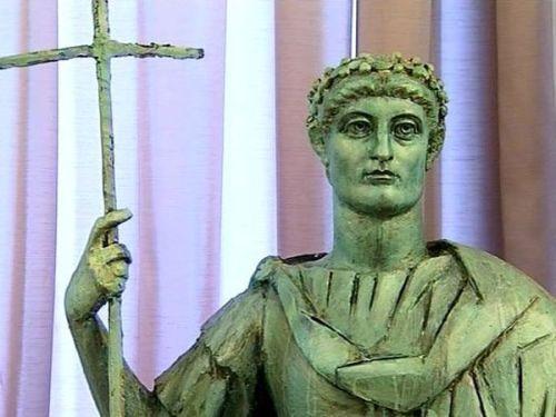 Цар Константин у завичајним збиркама
